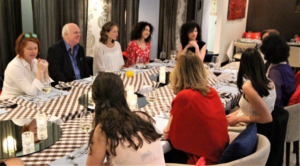 Ladies of Influence Lunch