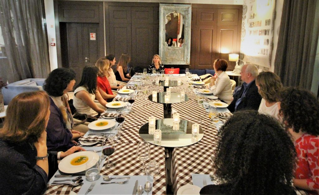 Ladies of Influence Round Table