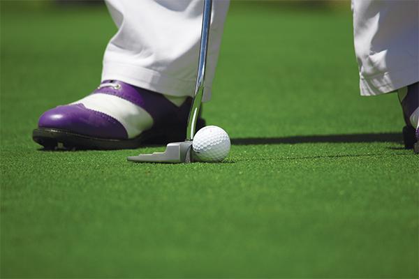 Torneio de Golfe no Bom Sucesso