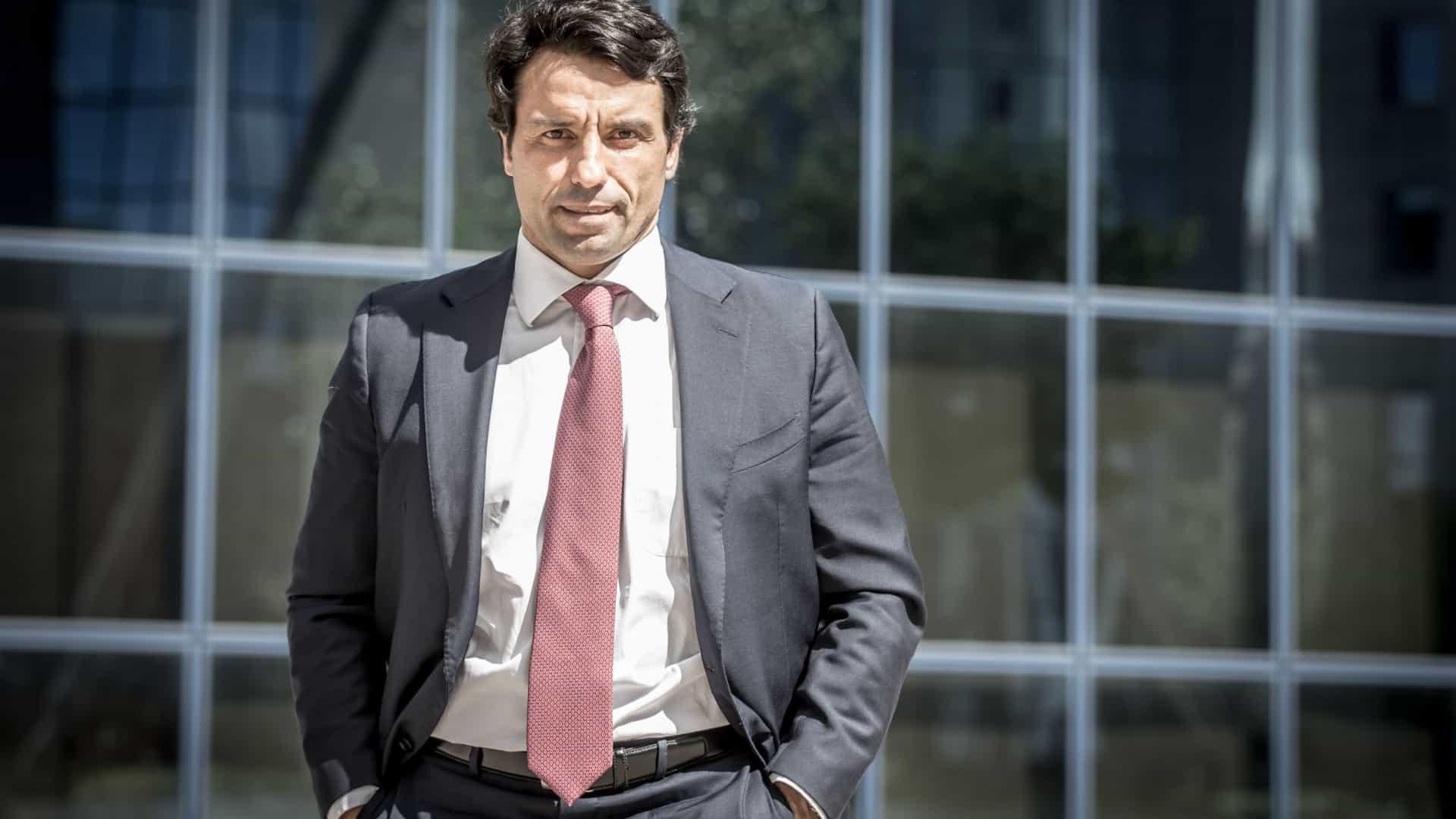 Pedro Oliveira CEO BP Portugal